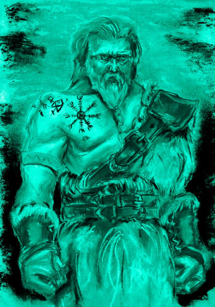 germanischer Gott Widar